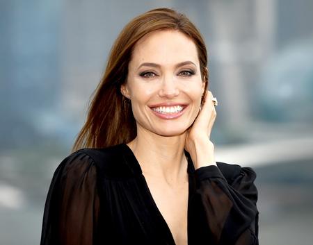 Angelina Jolie sirve de inspiración a jóvenes cineastas