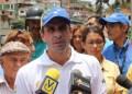 """Capriles: """"Esas viviendas no son de Nicolás Maduro, son de los venezolanos que las ocupan, por eso esta Ley tenemos que defenderla""""."""