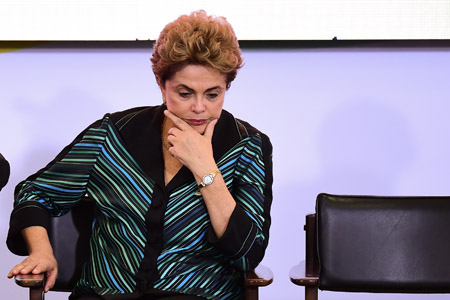 En el centro de las sospechas vuelve a estar la fallida designación de Lula como ministro jefe de su gabinete