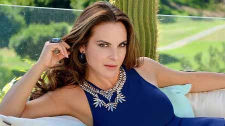 Kate del Castillo obtuvo una suspensión definitiva para evitar cualquier orden de presentación.
