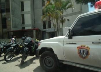 Cicpc desmantelaron una peligrosa banda delictiva que se dedicaba al robo y hurto de vehículos.ARCHIVO