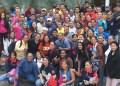En la actividad estuvieron presentes miembros de ForoCandanga, InfoCentros, Tuiteros de la Faja.