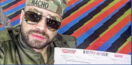 """Nacho informó a través de Instagram que no asistirá a la convocatoria de la oposición """"La Toma de Caracas"""""""