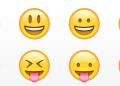Los emojis de Moji y sus competidores no han sido adoptados por Unicode Consortium