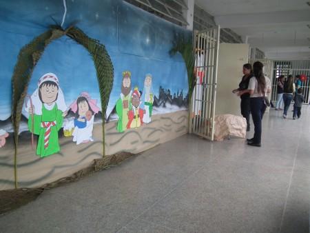 Los 290 alumnos están realizando cuentos decembrinos como parte del Plan Integral de Lectura y Alfabetización Social