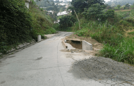 Habitantes de la zona se sienten inconformes con el poco cuidado que se le da a las vías