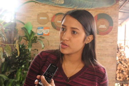 """Katherine Salazar: """"La situación de escasez de harina se ha agravado los últimos 12 meses"""""""