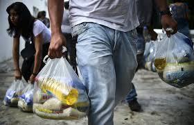 Milicianos de Carrizal tienen cinco meses sin recibir cajas CLAP