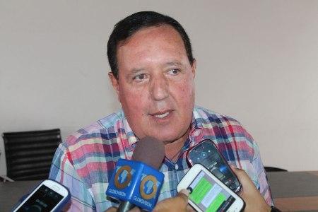 José Luis Rodríguez, candidato a la gobernación de Miranda por la Unidad