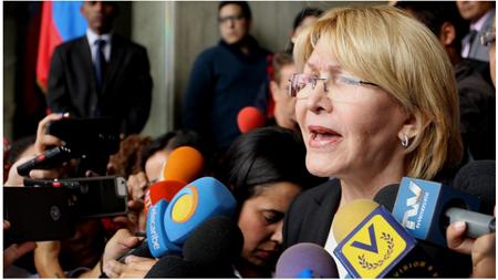 Ortega demandó la nulidad del Decreto Nº 2.830 del 1º de mayo de este año, a través del cual el presidente de la República, Nicolás Maduro, convocó a la ANC.
