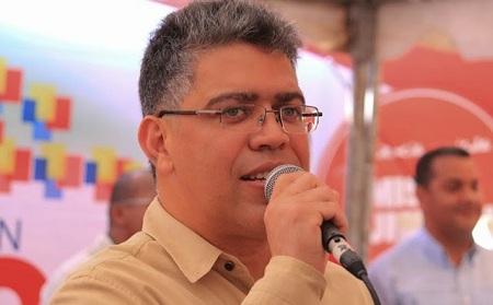 Elías Jaua, ministro de Educación. Foto: Deisy Peña