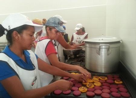 Reiteraron el agradecimiento a quienes contribuyen con la alimentación de los estudiantes mirandinos.