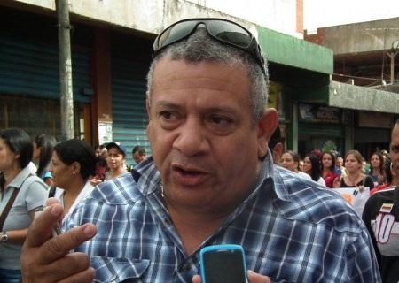 Ramón Francia, presidente de FVM Altos MIrandinos – Valles del Tuy Foto: Deysi Peña