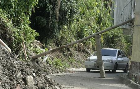 Abundan problemas en el callejón Los Mangos de La Macarena Sur Foto: Deysi Peña