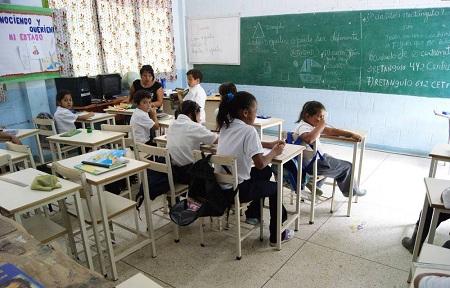 Poca asistencia escolar primera semana de clases