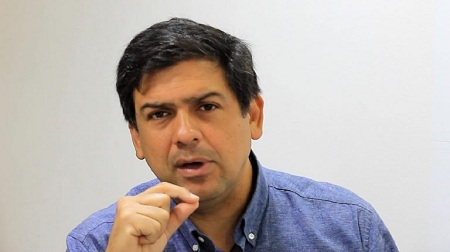Carlos Ocariz, candidato unitario a la Gobernación de Miranda