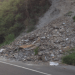 Derrumbe en la ARC generado por las lluvias recientes