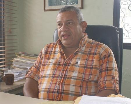 Ramón Francia, presidente de la FVM  Altos Mirandinos – Valles del Tuy