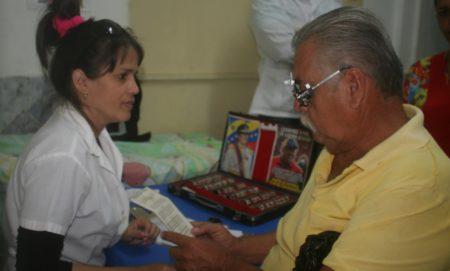 Colocaron de manera gratuita la vacuna contra la difteria