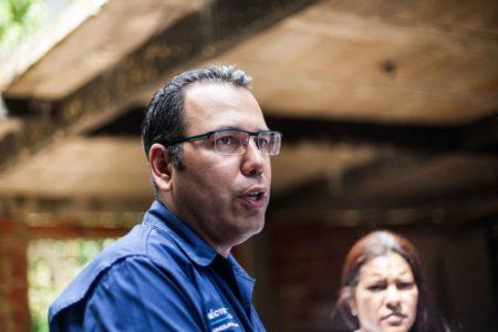 Asegura que exigirá al Gobernador y a los otros alcaldes la intervención para que atiendas a niños y jóvenes que merodean el municipio