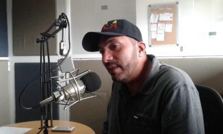 """Pedro Delgado participó en el programa de opinión """"Pola y Murolo a las 12"""" que transmite Mía 105.7Fm."""