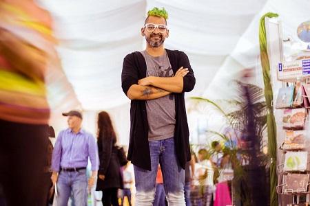 Artista plástico Javier Miranda tendrá una participación importante en la Feria del Libro 2017