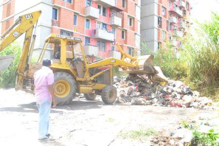 Alcaldía realiza jornadas de recolección de desechos sólidos en La Ladera