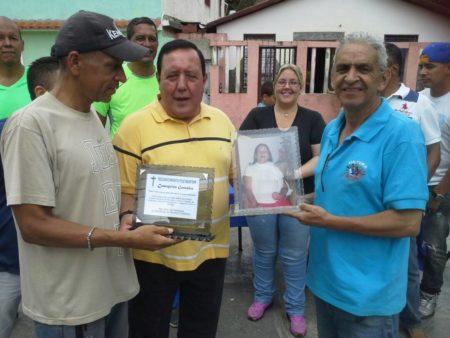 Reconocieron a los líderes comunitarios fallecidos que lucharon por el beneficio de los vecinos