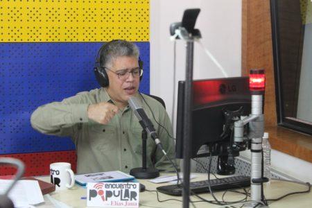 Elías Jaua: Cuidemos el legado moral del Comandante Chávez