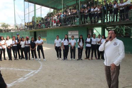 Alcalde José Luis Rodríguez clausuró los Juegos Estudiantiles 2017
