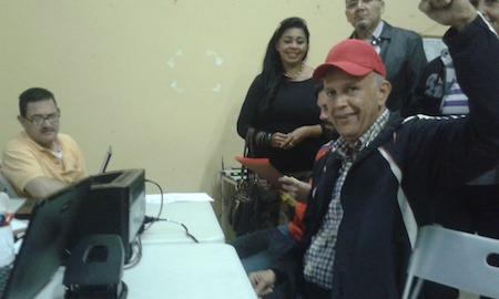 Invitó a trabajar por el municipio que merece el pueblo de San Antonio de los Altos