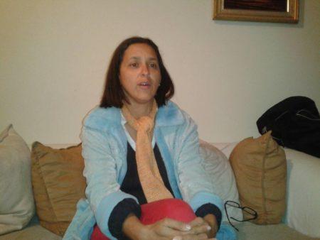 """Patricia Vásquez: """"compramos lo del día a día lo que vamos necesitando"""""""