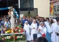 Carrizaleños celebraron el 25 Aniversario de la manifestación de la Virgen María Madre de las Almas Consagradas