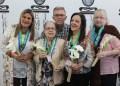 Alcaldía de Los Salias homenajeó a cuatro sanantoñeras ejemplares en su día