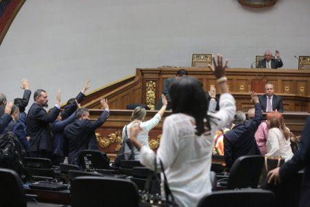 AN ratificó el carácter de simulacro electoral del evento fraudulentamente convocado para el 20M