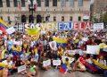 Diáspora venezolana se organiza en Boston para denunciar fraude del 20 de mayo