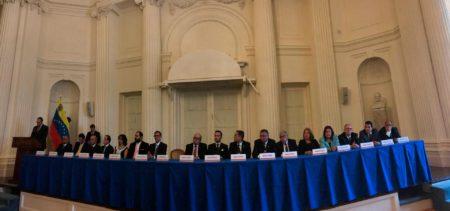 Magistrados en el exilio exhortan a la Asamblea Nacional designar nuevo rectores del CNE