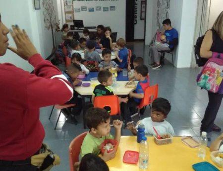 210 niños participaron en Plan Vacacional Social en Los Salias