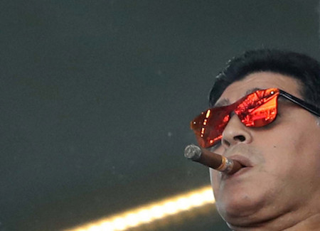 """La FIFA rechaza declaraciones """"inapropiadas e infundadas"""" de Maradona"""