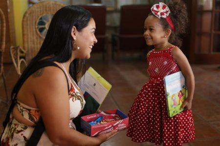 Un nuevo hogar y comienzo para 36 refugiados venezolanos se inaugura en Río