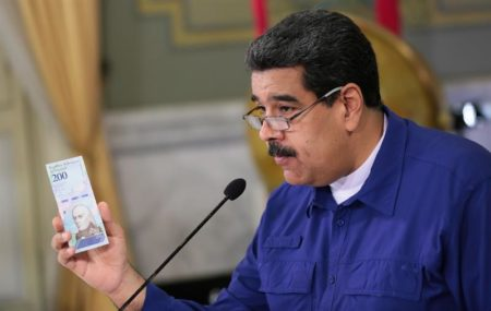 China anuncia una visita de Estado de Maduro del 13 al 16 de septiembre