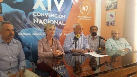 MAS rechazó medidas económicas y exigió cambios profundos al gobierno de Maduro