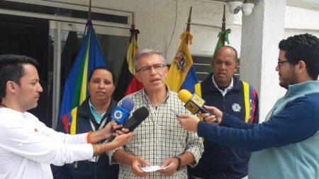 """José Fernández """"Josy"""", presidente de la Asociación de Alcaldes de Venezuela"""
