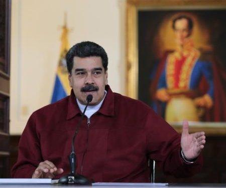 Magistrado venezolano en el exilio pide a Fiscalía de México detener a Maduro