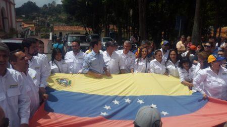 José Fernández, presidente de la Asociación de Alcaldes de Venezuela