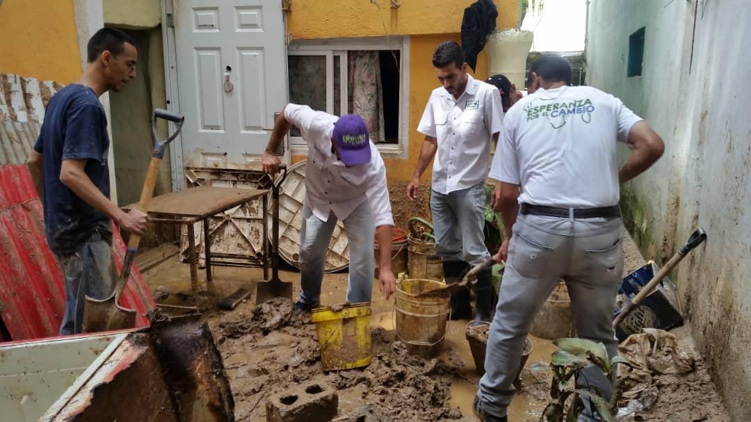 Temporada de lluvias deja 11 muertos y tres desaparecidos en Venezuela