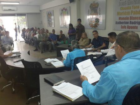 Vecinos de Carrizal presentan proyecto de ordenanza para proteger memoria histórica