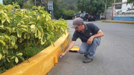 """""""San Antonio Bonito"""" arrancó con desmalezamiento y mantenimiento de brocales"""