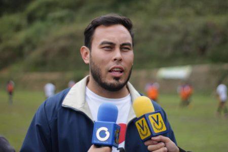 Edgar Laya, concejal del Municipio Los Salias