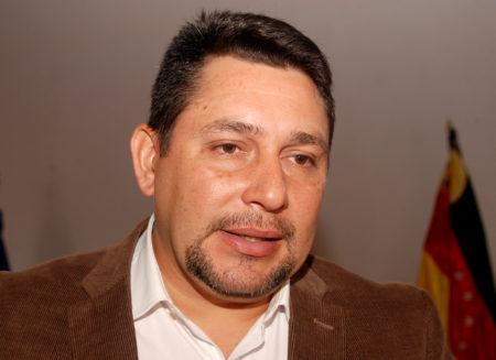 Farith Fraija, alcalde de Carrizal y ex presidente de Metro Los Teques